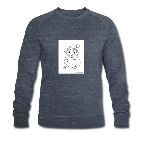 Hamster petite souris blanche guinea - Sweat-shirt bio Stanley & Stella Homme