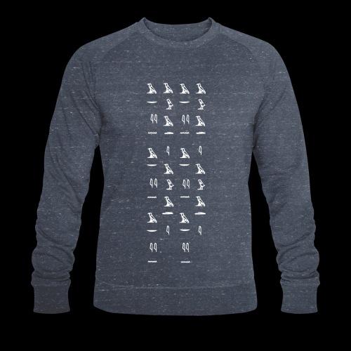 hierogryphe2 - Sweat-shirt bio Stanley & Stella Homme