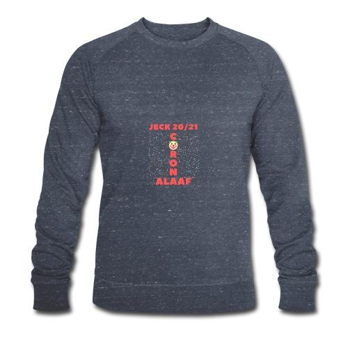 Corona Alaaf - Männer Bio-Sweatshirt