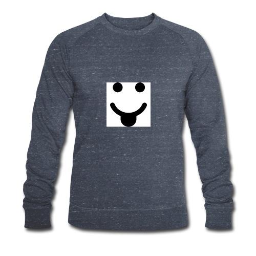 smlydesign jpg - Mannen bio sweatshirt