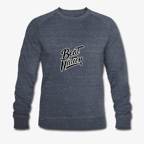 Logo Officiel Beat Nation Noir - Männer Bio-Sweatshirt von Stanley & Stella