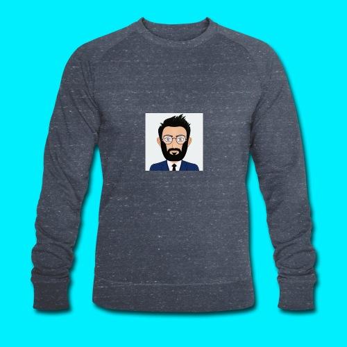 Daboy Cartoony - Mannen bio sweatshirt van Stanley & Stella