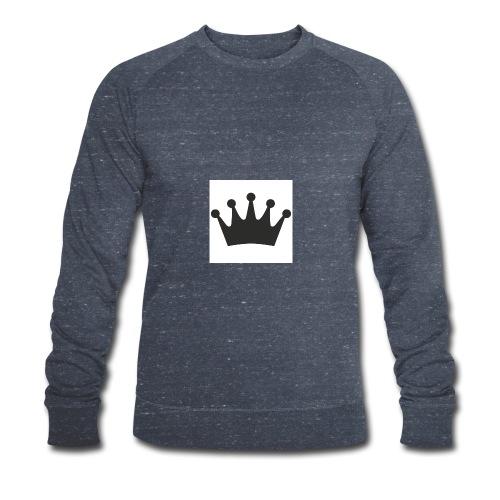 krone - Männer Bio-Sweatshirt von Stanley & Stella