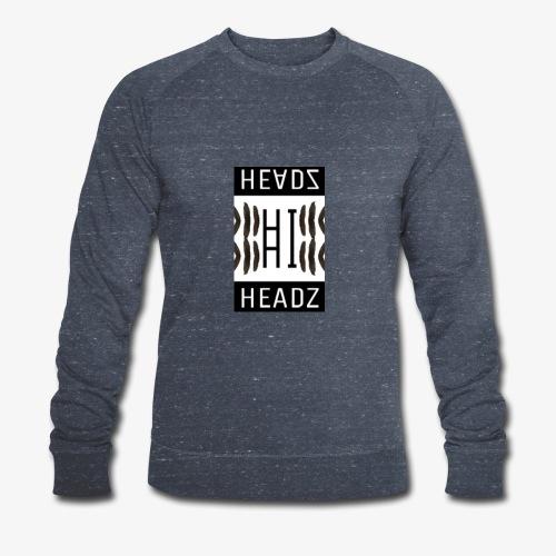 Hi HEADZ - Männer Bio-Sweatshirt von Stanley & Stella