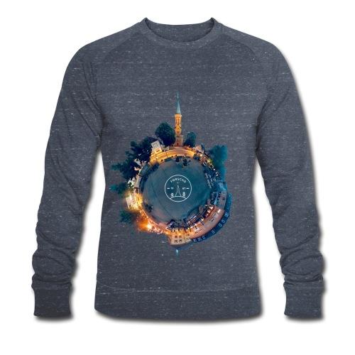 Little Forschd - Männer Bio-Sweatshirt