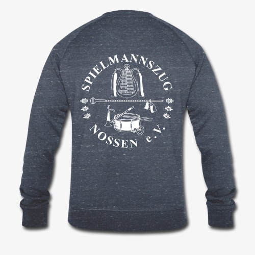 SPMZ wappen_wt - Männer Bio-Sweatshirt von Stanley & Stella