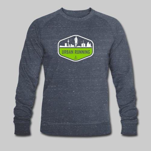 Urbanrunning - Männer Bio-Sweatshirt von Stanley & Stella