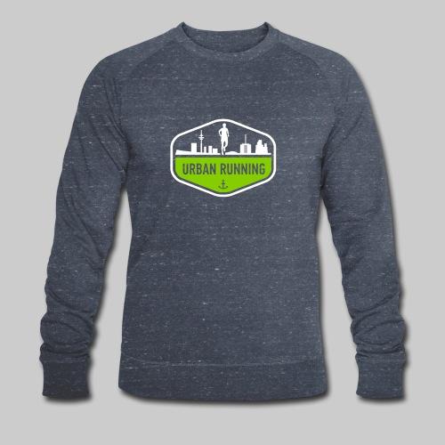 Urbanrunning - Männer Bio-Sweatshirt