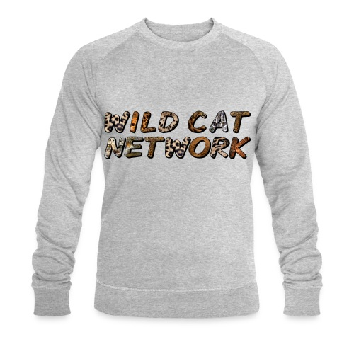 WildCatNetwork 1 - Men's Organic Sweatshirt by Stanley & Stella