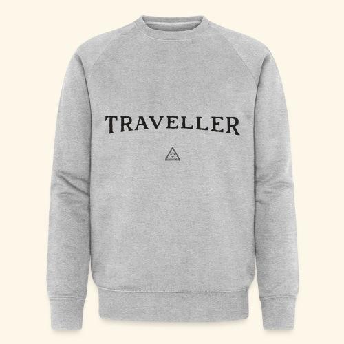 Shirt Reisenden - Männer Bio-Sweatshirt von Stanley & Stella