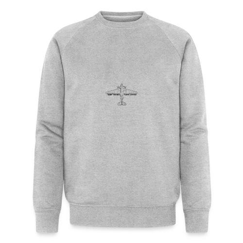 Daisy Blueprint Top 1 - Ekologisk sweatshirt herr från Stanley & Stella