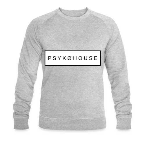 PSYKO HOUSE - Men's Organic Sweatshirt by Stanley & Stella