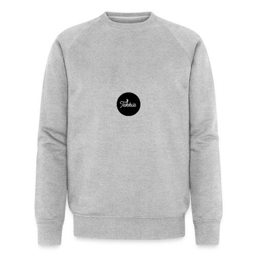 Tekkie Black Logo - Mannen bio sweatshirt van Stanley & Stella