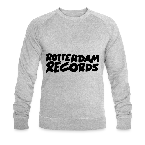 Rotterdam Records - Men's Organic Sweatshirt by Stanley & Stella