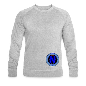 1024px Circle black simple svg - Mannen bio sweatshirt van Stanley & Stella