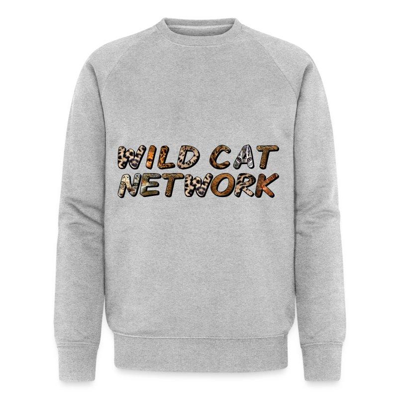 WildCatNetwork 1 - Men's Organic Sweatshirt by Stanley & Stella