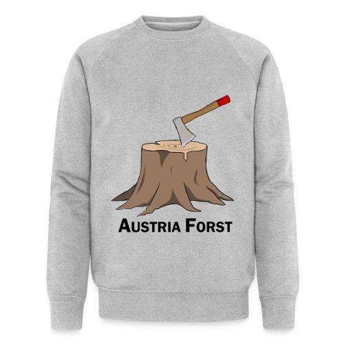 Baumstumpf - Männer Bio-Sweatshirt von Stanley & Stella