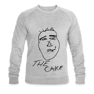 The Cake - Men's Organic Sweatshirt by Stanley & Stella