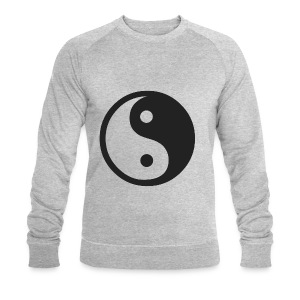 YIN YANG CLOTHES - Men's Organic Sweatshirt by Stanley & Stella