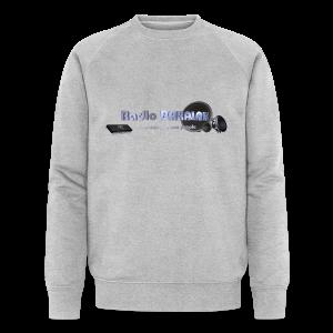 Radio PARALAX Facebook-Logo - Männer Bio-Sweatshirt von Stanley & Stella