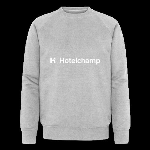 HOTELCHAMP WHITE - Mannen bio sweatshirt van Stanley & Stella