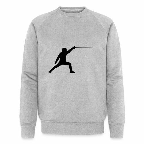 Fencer - Männer Bio-Sweatshirt von Stanley & Stella