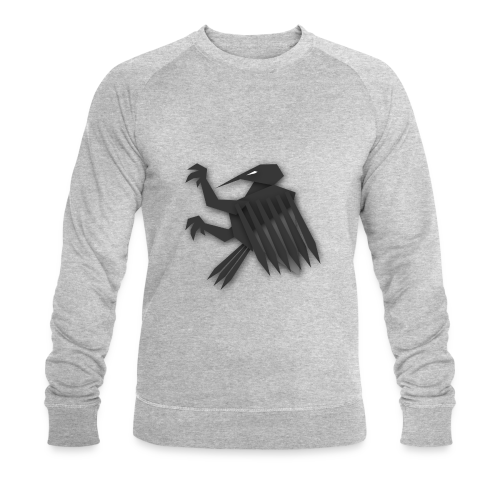Nörthstat Group ™ Black Alaeagle - Men's Organic Sweatshirt by Stanley & Stella