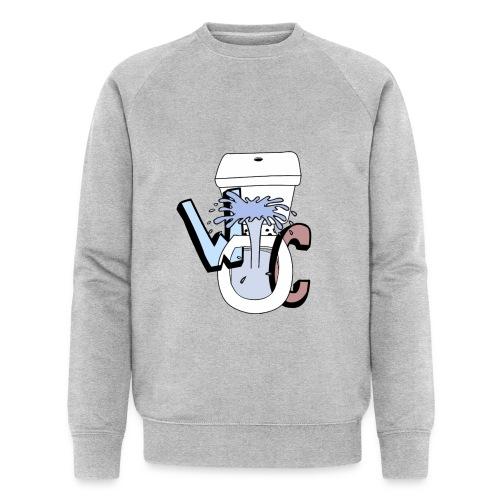 WekelijkseContent Sweater - Mannen bio sweatshirt van Stanley & Stella