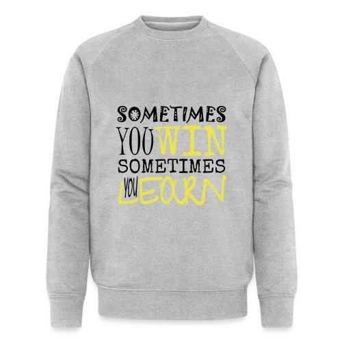 SOMETIMES - Männer Bio-Sweatshirt von Stanley & Stella