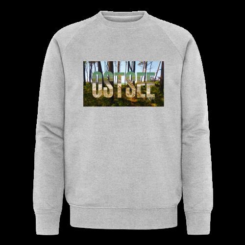 Ostsee - Männer Bio-Sweatshirt von Stanley & Stella