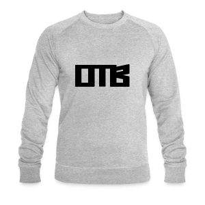OTB Logo Black - Men's Organic Sweatshirt by Stanley & Stella