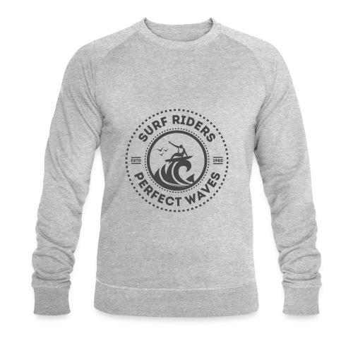 surfriders - Men's Organic Sweatshirt by Stanley & Stella