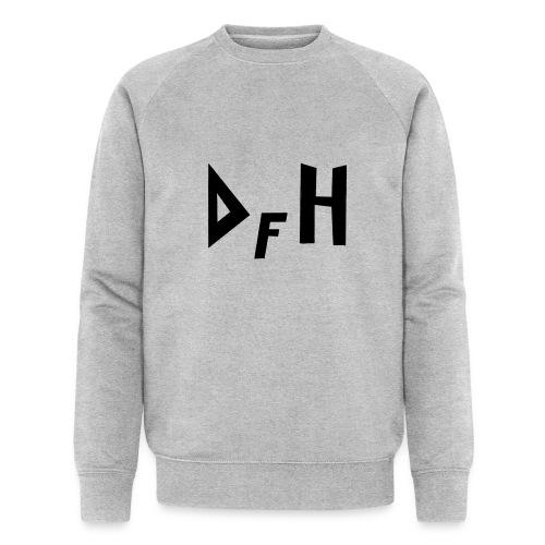 DFH - Økologisk Stanley & Stella sweatshirt til herrer