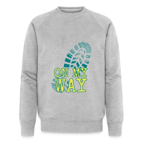 MY WAY - Männer Bio-Sweatshirt von Stanley & Stella