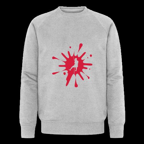 cs Canyoning Splash - Männer Bio-Sweatshirt von Stanley & Stella