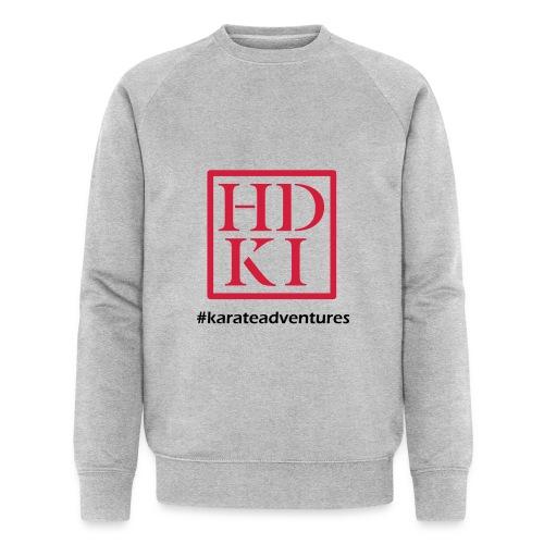 HDKI karateadventures - Men's Organic Sweatshirt by Stanley & Stella