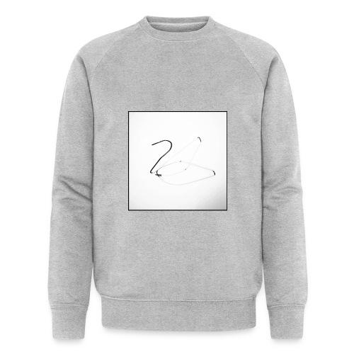 Schwan - Swan - Männer Bio-Sweatshirt von Stanley & Stella