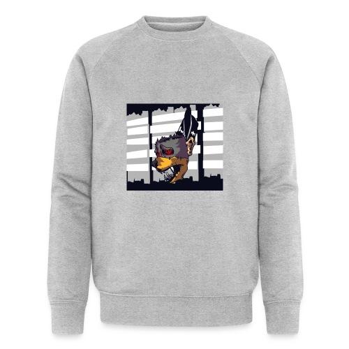 Bat-City - Männer Bio-Sweatshirt von Stanley & Stella