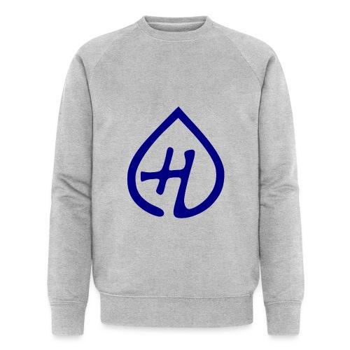 Hangprinter logo - Ekologisk sweatshirt herr från Stanley & Stella