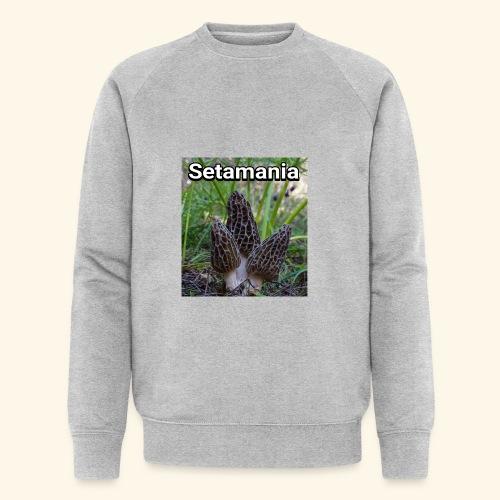 Colmenillas setamania - Sudadera ecológica hombre de Stanley & Stella