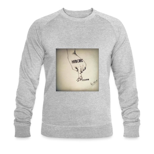 DerHardstyle.ch Hard_Core Techno - Männer Bio-Sweatshirt von Stanley & Stella
