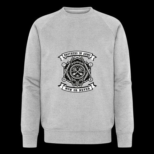 Brothers In Arms - Now or Never - Männer Bio-Sweatshirt von Stanley & Stella