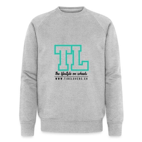 Tirelovers TL in Black - Männer Bio-Sweatshirt von Stanley & Stella