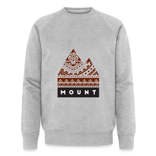 Mountains of the Heart by Te-Moana - Männer Bio-Sweatshirt von Stanley & Stella