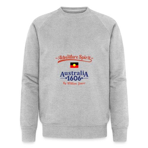 Adventure Spirit Australia - Männer Bio-Sweatshirt von Stanley & Stella