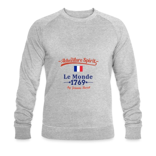 Adventure Spirit France - Männer Bio-Sweatshirt von Stanley & Stella