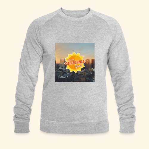 California Spirit City - Sweat-shirt bio Stanley & Stella Homme