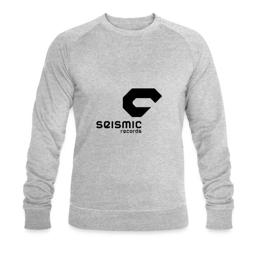 Seismic Records - Men's Organic Sweatshirt by Stanley & Stella