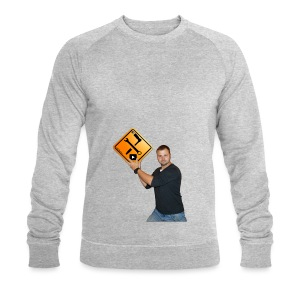 Mark mit M1Molter - Logo - Männer Bio-Sweatshirt von Stanley & Stella