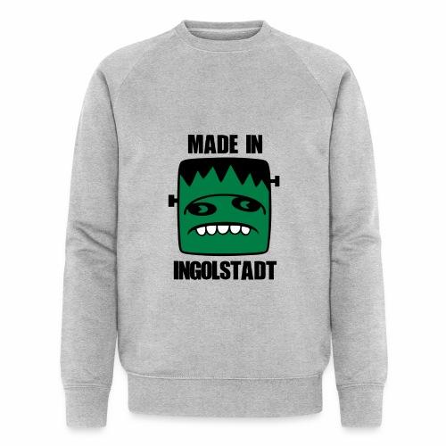 Fonster made in Ingolstadt - Männer Bio-Sweatshirt von Stanley & Stella